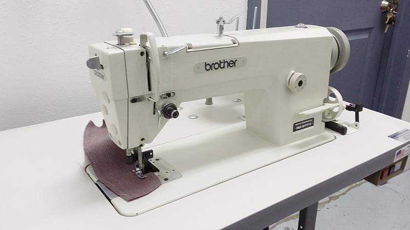 Apparel Machines BROTHER DB40B4040 Straight Stitch Single Needle Amazing What Is A Vertical Sewing Machine