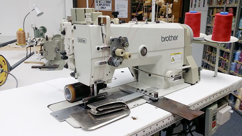 Apparel Machines BROTHER TN40A40 Double Needle Sewing Machine Gorgeous Sewing Machine Repair Atlanta