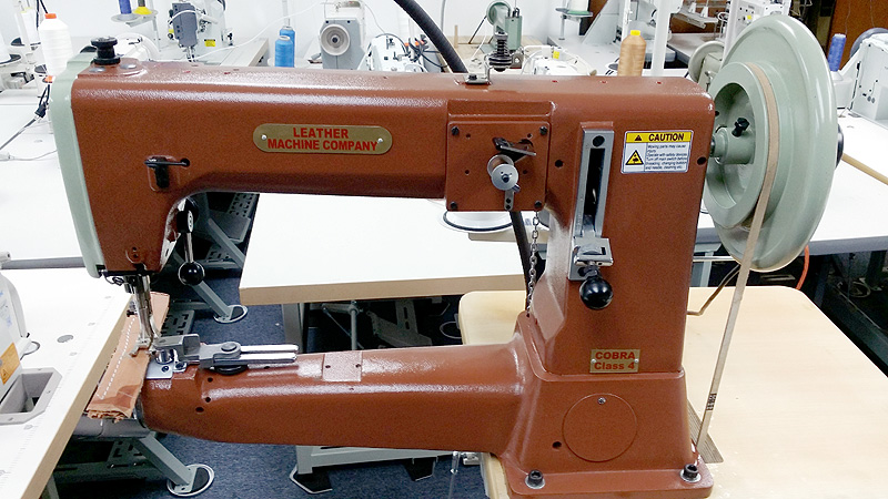 Leather And Upholstery Machines COBRA Class 40 Extra Heavy Duty Stunning Heavy Duty Leather Sewing Machine