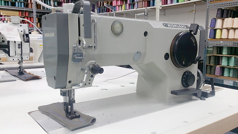Zig Zag Machines HIGHLEAD GG4040 Walking Foot Zig Zag Sewing Interesting Walking Foot Zig Zag Sewing Machine