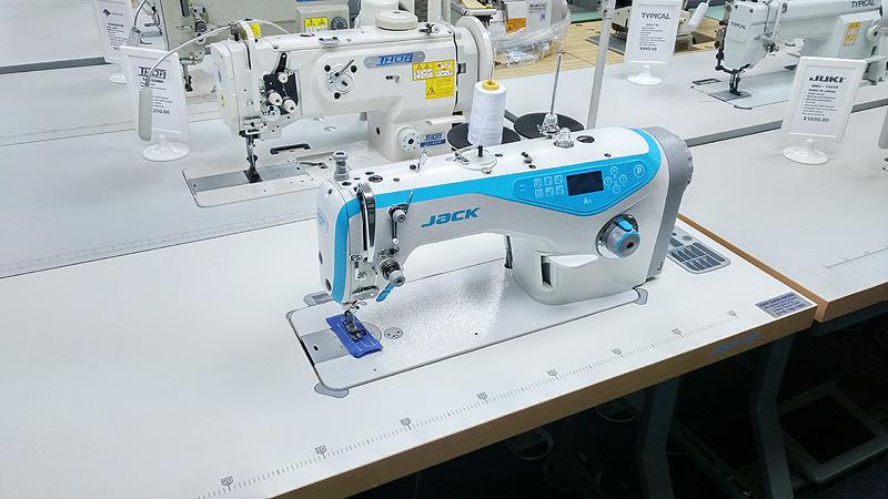 Apparel Machines JACK A40 Automatic Single Needle Lockstitch Sewing Classy Jake Sewing Machine
