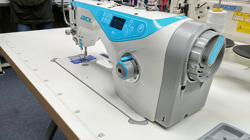 Apparel Machines JACK A40 Automatic Single Needle Lockstitch Sewing Delectable Jack A4 Sewing Machine Price