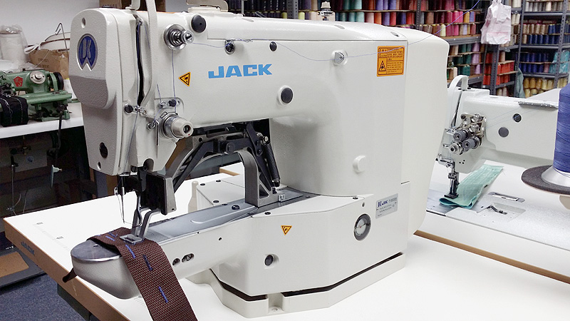 JACK JK-T1900B Electronic Bar Tacker - Sunny Sewing