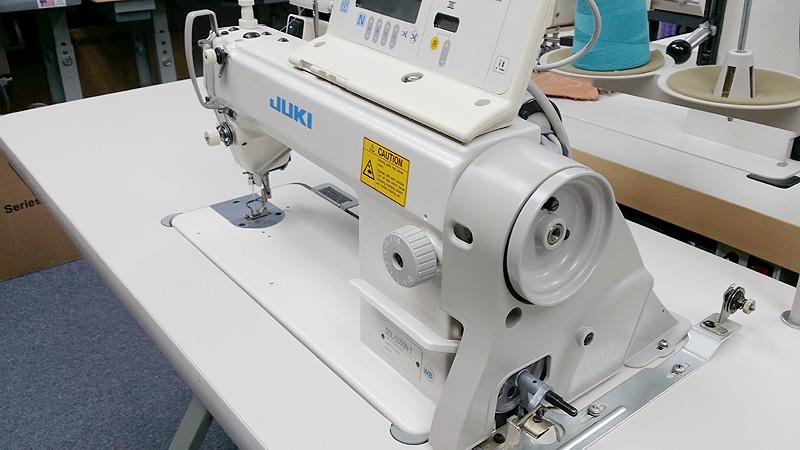 Apparel Machines JUKI DDL40N40 Full Automatic Single Needle Mesmerizing Juki Ddl 5550n Industrial Sewing Machine