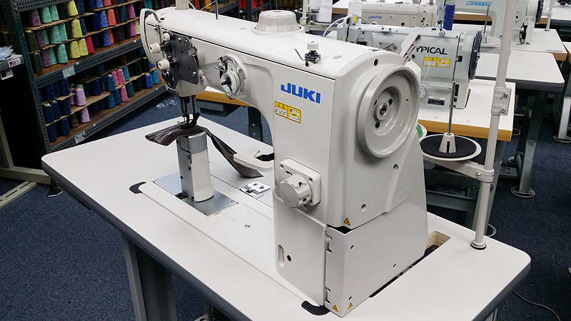 Leather And Upholstery Machines JUKI PLC40 Post Bed Walking Fascinating Juki Walking Foot Sewing Machine For Sale