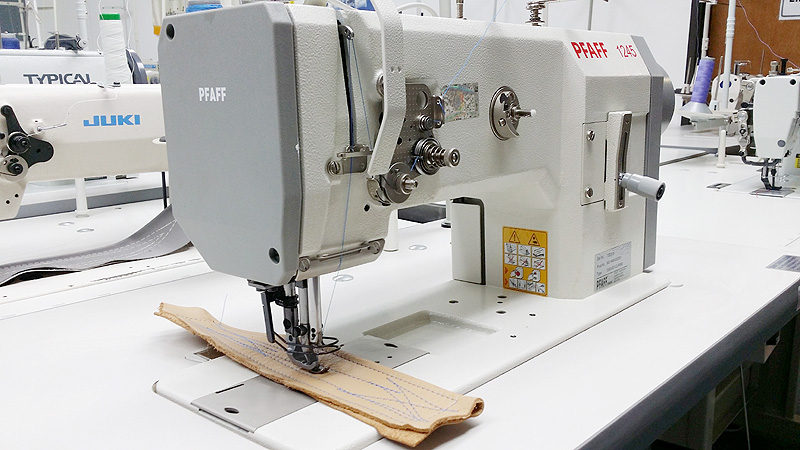 Leather And Upholstery Machines PFAFF 40 Walking Foot Sewing New Pfaff 1245 Industrial Sewing Machine Parts