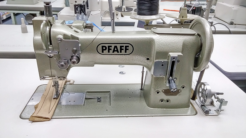 Leather And Upholstery Machines PFAFF 40 Walking Foot Leather And Awesome Pfaff Walking Foot Sewing Machine