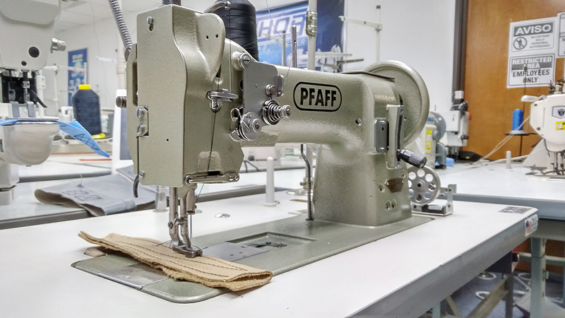 Leather And Upholstery Machines PFAFF 40 Walking Foot Leather And Stunning Pfaff Walking Foot Sewing Machine