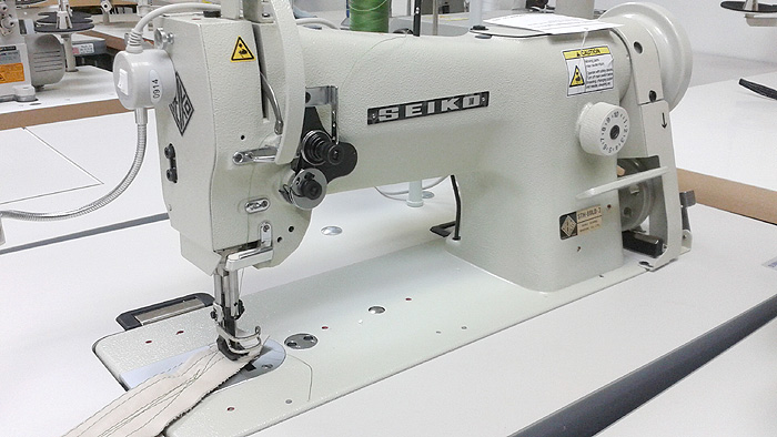 Leather And Upholstery Machines SEIKO STH40BLD40 Single Needle New Seiko Sewing Machine