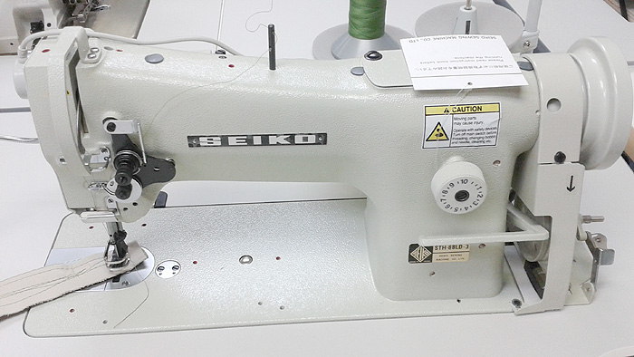 Leather And Upholstery Machines Seiko Sth 8bld 3 Single