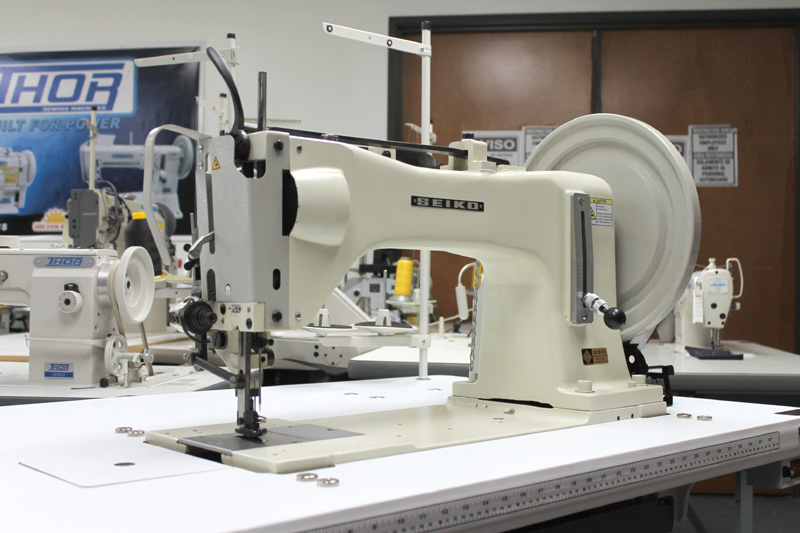 Leather And Upholstery Machines SEIKO SLH40BFH40 Extra Heavy Duty Inspiration Seiko Sewing Machine