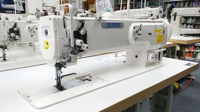 Leather And Upholstery Machines Thor Gc 1508l 18 Single