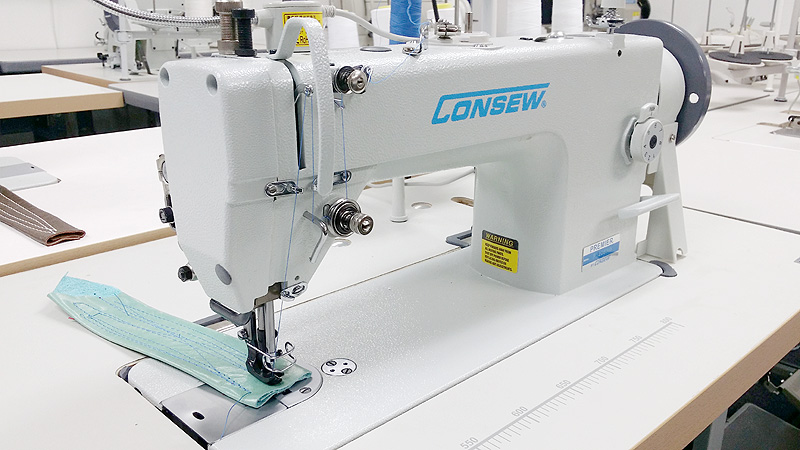 Leather and Upholstery Machines: CONSEW P1206RB Single
