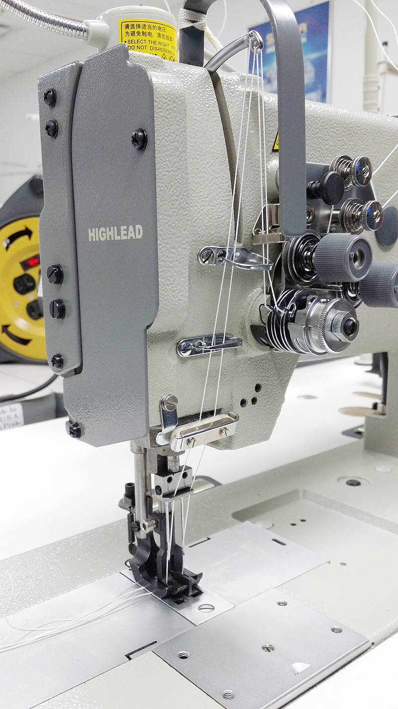 Leather And Upholstery Machines Highlead Gc20618 2 Double