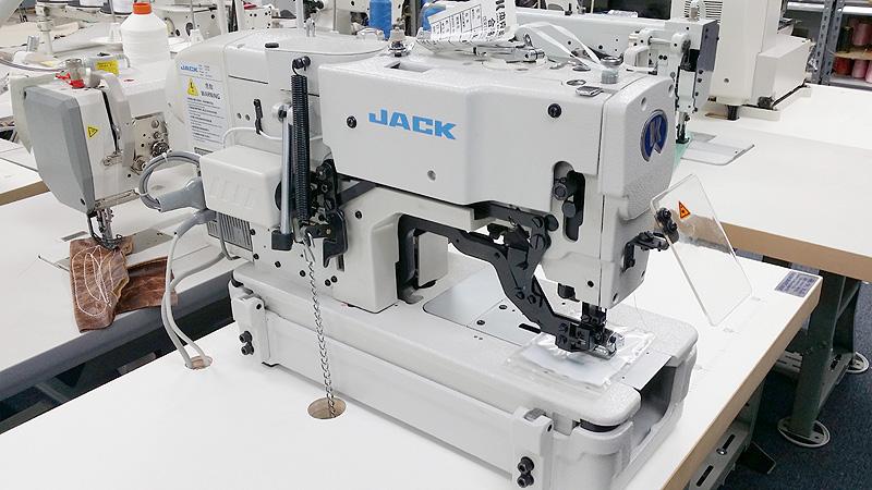 Button Hole Machines Jack Jk T781d Lockstitch Button
