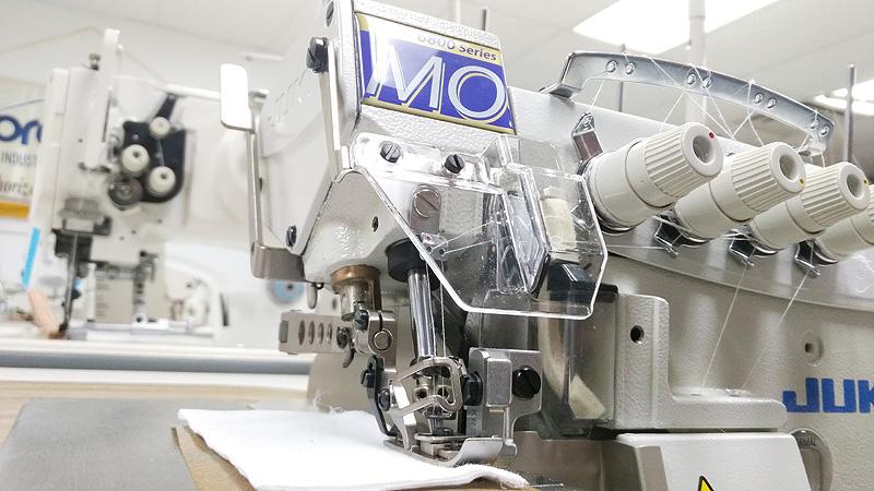Apparel Machines Juki Mo 6814s Four Thread Industrial