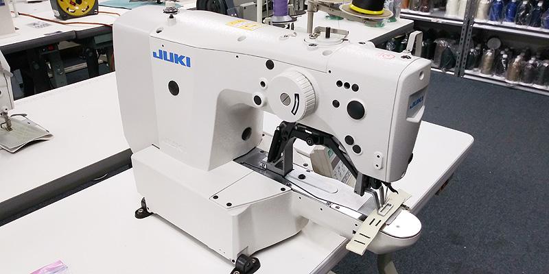 Used Sewing Machines Juki Lk 1900a Hs Electronic Tacker