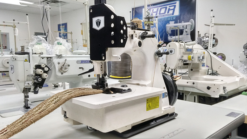 Leather And Upholstery Machines Thor Gn20 2c Carpet